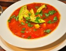 Savaitės receptas - pomidorų sriuba