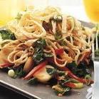 Vegetariški kepinti makaronai