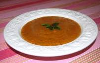 Česnakinė lęšių sriuba