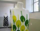 Iš perdirbtų medžiagų pagaminti drabužiai