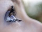 Sausos akys: hialuronas idealiai atkartoja natūralias ašaras