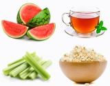 10 maisto produktų, kurie padeda sulieknėti
