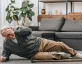 Kaip sumažinti vyresnių žmonių riziką pargriūti?