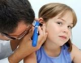 Vaikų ausų ir gerklės skausmas