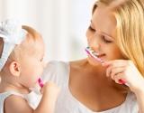 Kūdikio dantukų priežiūra