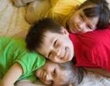 Kad vaikai šypsotųsi