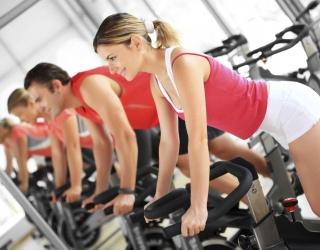 Kad kardio treniruotė būtų intensyvesnė