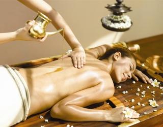 Stebuklingasis ajurvedinis masažas