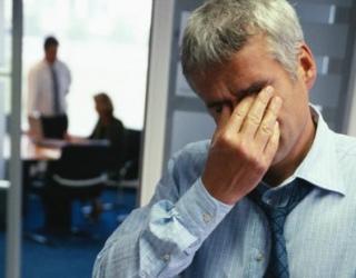 Darbe patirtas stresas - ligų priežastis