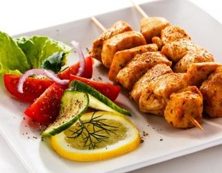 Ar visa ant laužo kepta mėsa yra sveika ir skani?