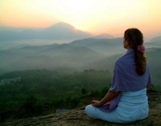 Mokslininkai tvirtina: meditacija padeda išvengti širdies ligų rizikos