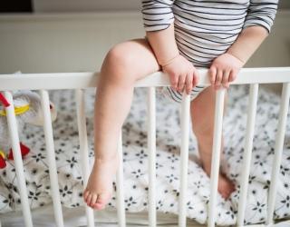 Kūdikių galvos traumos – kada vykti į ligoninę?