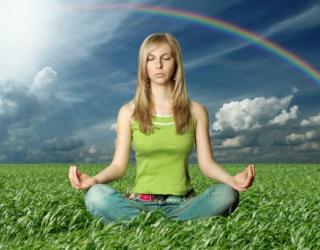 Alergijos simptomus palengvina joga