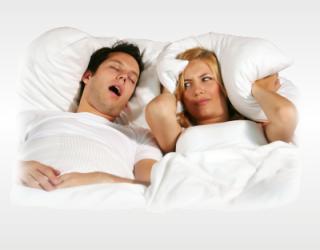 Saldžių sapnų ir sveikatos tenetrikdo knarkimas