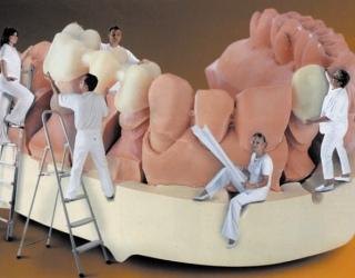 Dantų protezavimo stebuklai