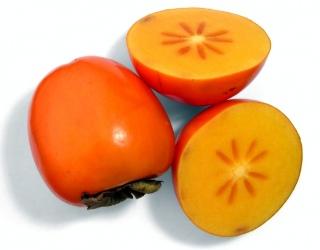 Oranžinis sveikatos kodas – persimonas