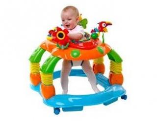 Kūdikių vaikštynės: naujas požiūris į tebesitęsiančią riziką