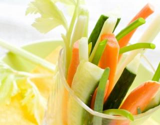 10 maisto produktų, valančių organizmą