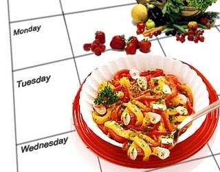 Profesionalus mitybos planas sudaromas pagal nuotaiką?!