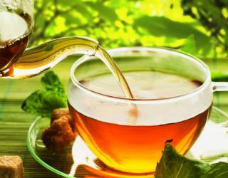 Žalioji arbata gali apsaugoti nuo akių ligų